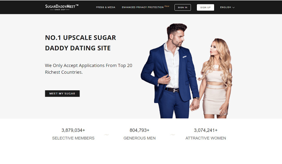SugarDaddyMeet Review: Great Dating Site
