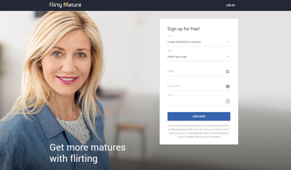 FlirtyMature Review 2021: How do seniors date?